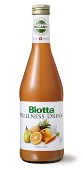 Biotta Organic Wellness Juice