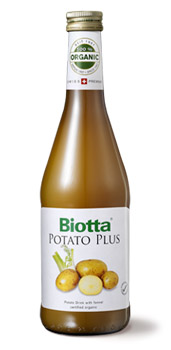 Biotta Organic Potato Juice