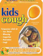 All Natural Kids - Lollipop For Cough