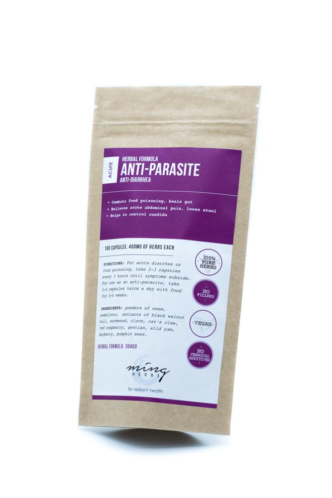 Anti Parasite Ming Herbs
