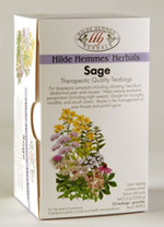 Sage Tea for excessive sweating in Singapore