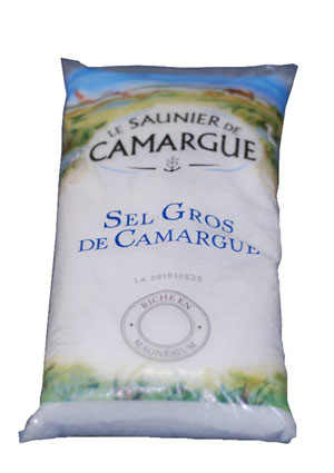 Camargue Coarse Sea Salt