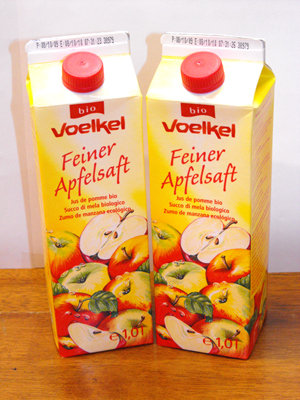 Voelkel Organic Apple Juice